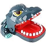 LIUFS いたずら玩具咬傷玩具整頓玩具咬傷指親子相互作用子ギフト (色 : Gray)