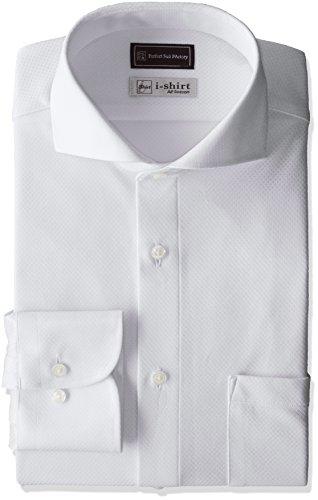 (ピーエスエフエー) P.S.FA(ピーエスエフエー) i-shirt 完全ノーアイロン カッタウェイアイシャツ M151180016-17 12 12_L.グレー L(首回り41cm×裄丈84cm)
