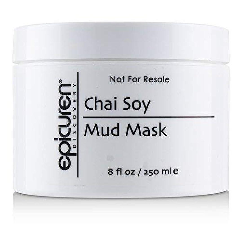 滑る繁殖無効Epicuren Chai Soy Mud Mask - For Oily Skin Types (Salon Size) 250ml/8oz並行輸入品
