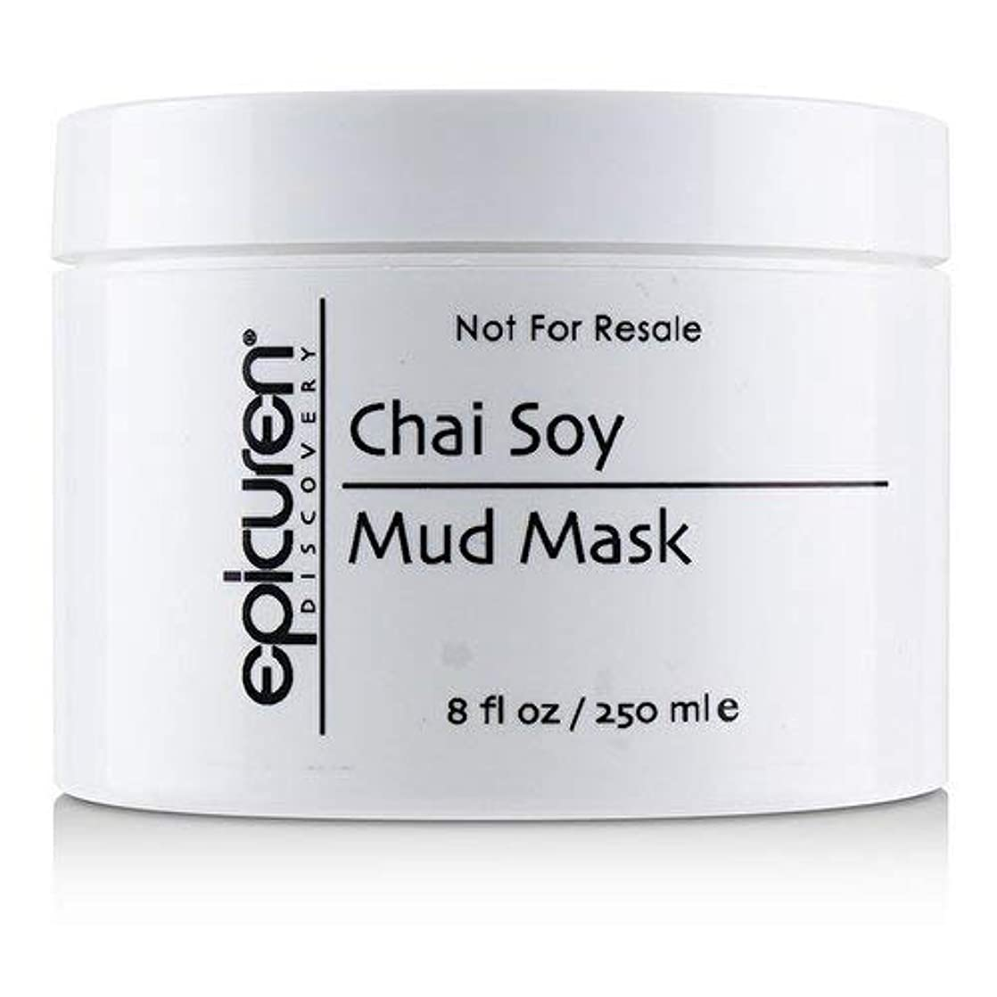 運命的なナビゲーションセクションEpicuren Chai Soy Mud Mask - For Oily Skin Types (Salon Size) 250ml/8oz並行輸入品