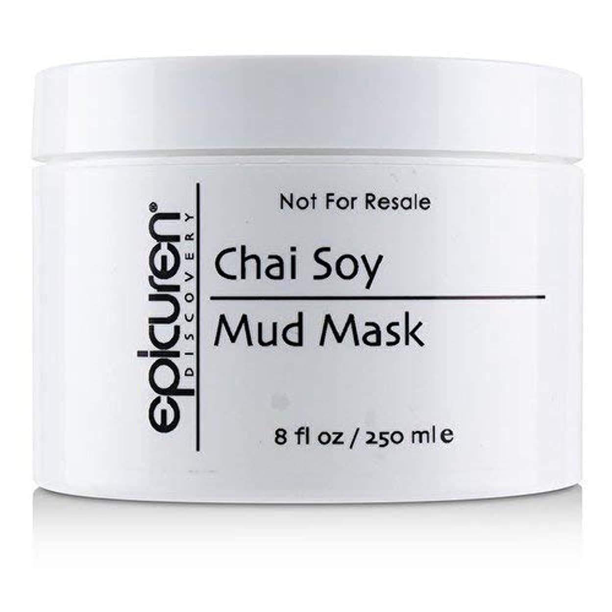 擬人課す無能Epicuren Chai Soy Mud Mask - For Oily Skin Types (Salon Size) 250ml/8oz並行輸入品