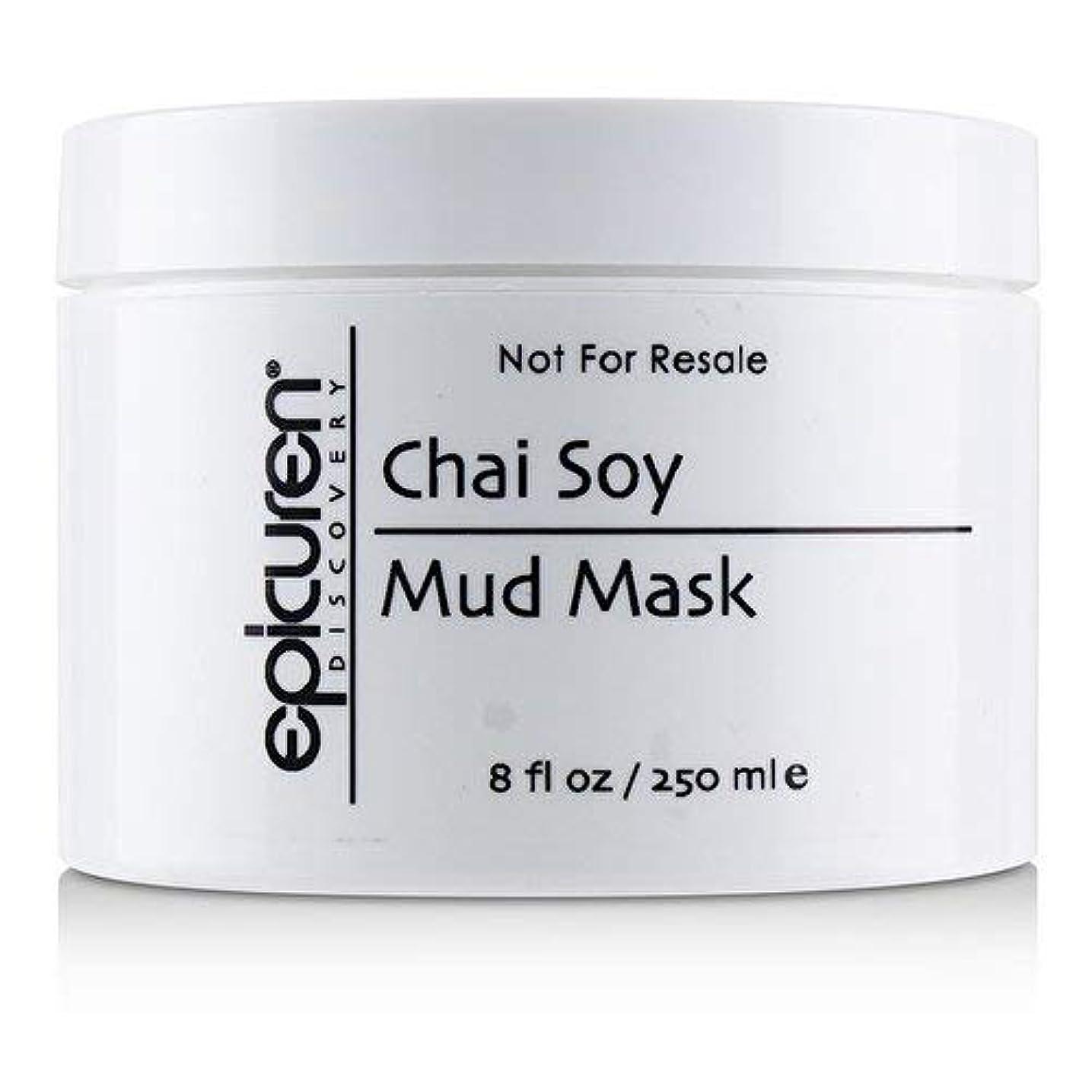 筋プットグリーンランドEpicuren Chai Soy Mud Mask - For Oily Skin Types (Salon Size) 250ml/8oz並行輸入品