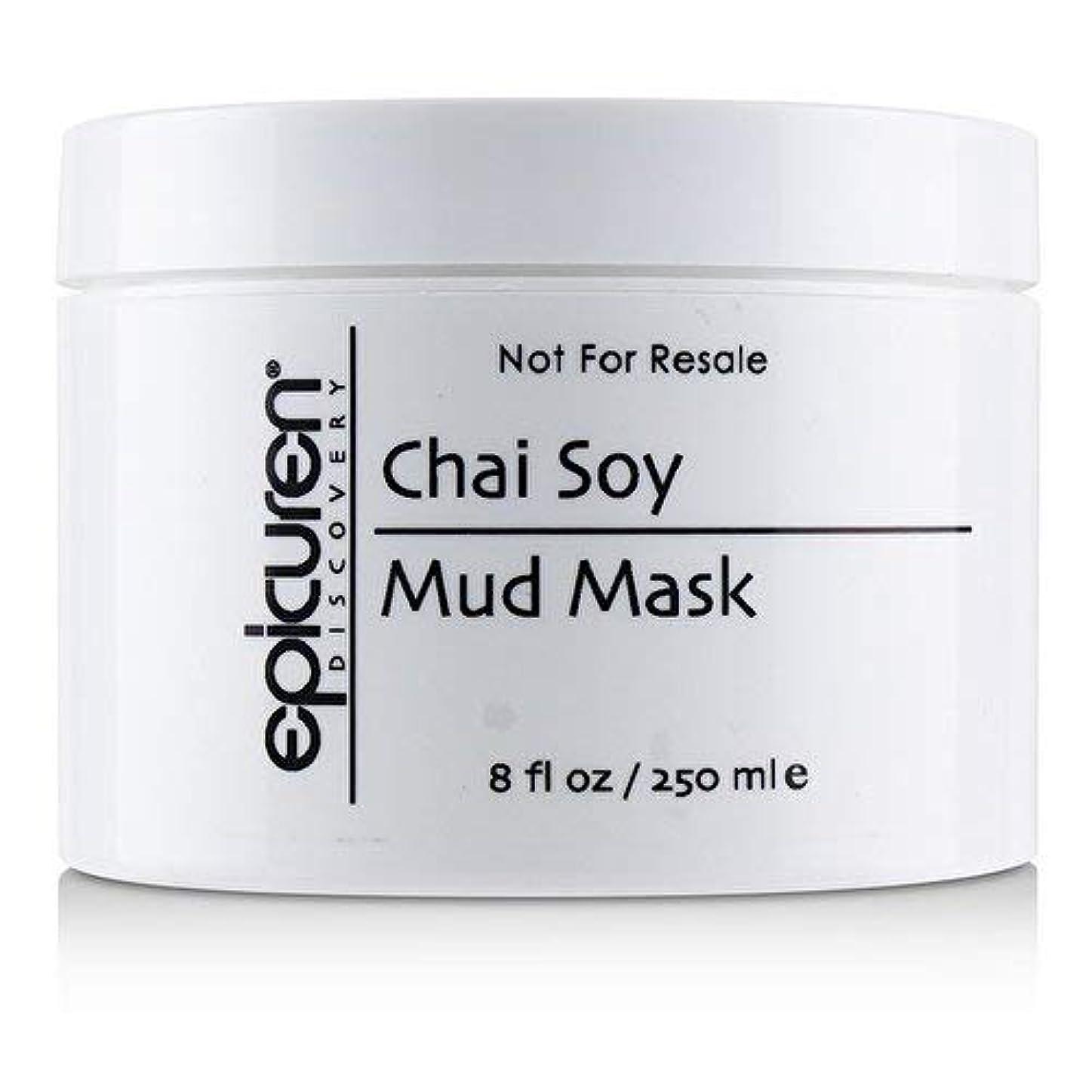 人事巨大速度Epicuren Chai Soy Mud Mask - For Oily Skin Types (Salon Size) 250ml/8oz並行輸入品