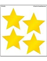 Teacher Created Resources Gold Star Wear'Em Badges (4853) [並行輸入品]