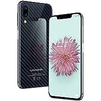 UMIDIGI ONE Pro SIMフリースマートフォン 5.9インチ全画面 19:9アペクト比率ディスプレイ Android 8.1 ワイヤレス充電 4GB RAM + 32GB ROM 16MPインカメラ 12MP+5MPデュアルカメラ 顔認証 指紋認証 二年保証 (カーボンブラック)
