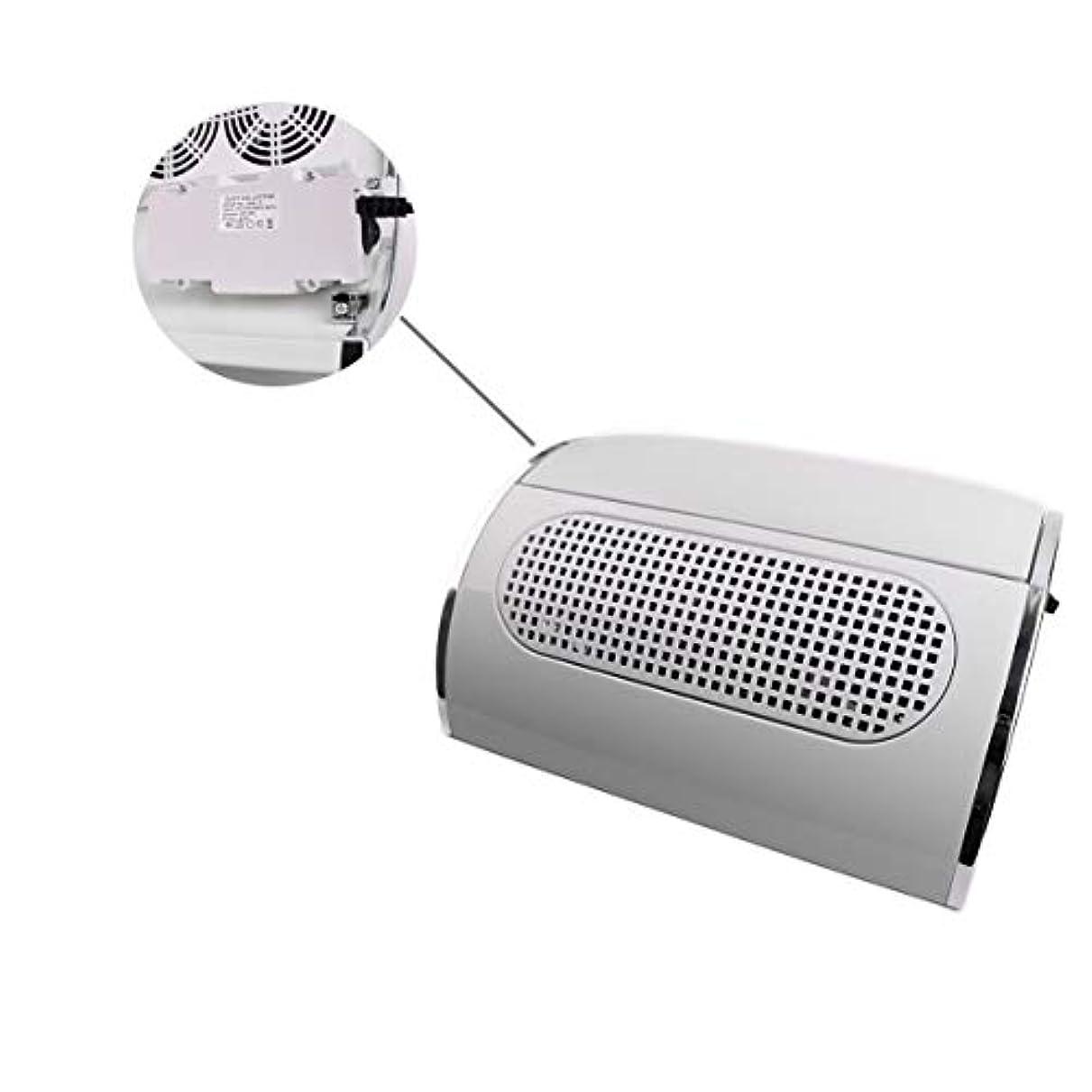 動物園加入刈るIntercorey Nail Vacuum Cleaner Nail Three Fans Vacuum Cleaner Nail Dust Collector With High Power Drying Adsorbing...