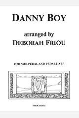 DANNY BOY HARP ARRANGEMENT: For Folk Harp Paperback