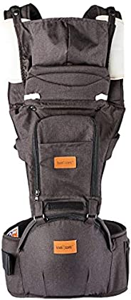 Love N Care Hipsta Baby Carrier, Black