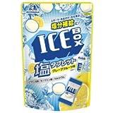 森永製菓 ICE BOX アイスボックス 塩タブレット 63g×12個