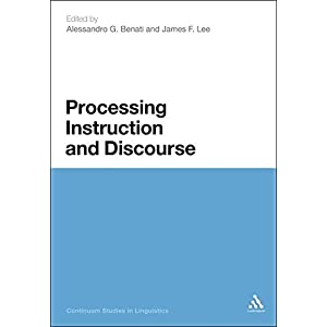 Processing Instruction and Discourse