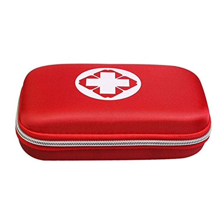 アクション膨らませる安全性Sheltons 携帯用救急箱 緊急応急セット 防災セット ファーストエイドキット スポーツケア 応急処置17種類