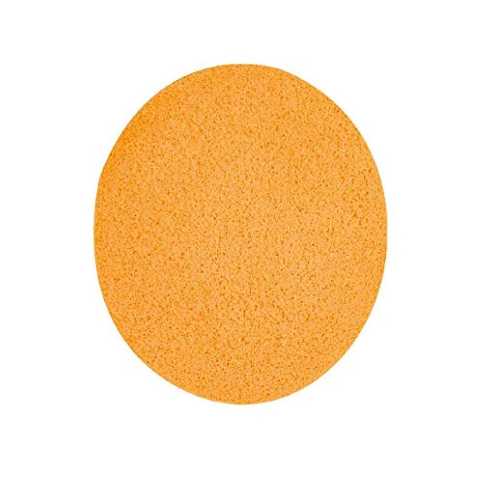 弱めるでちょっと待ってボディスポンジ 幅120×長さ140×厚み10mm (きめ粗い) 10枚入 オレンジ [ ボディスポンジ ボディ用スポンジ マッサージスポンジ ボディ ボディー 体用 エステ スポンジ パック 拭き取り 吸水 保水 ]