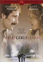 What Girls Learn [DVD] [Import]