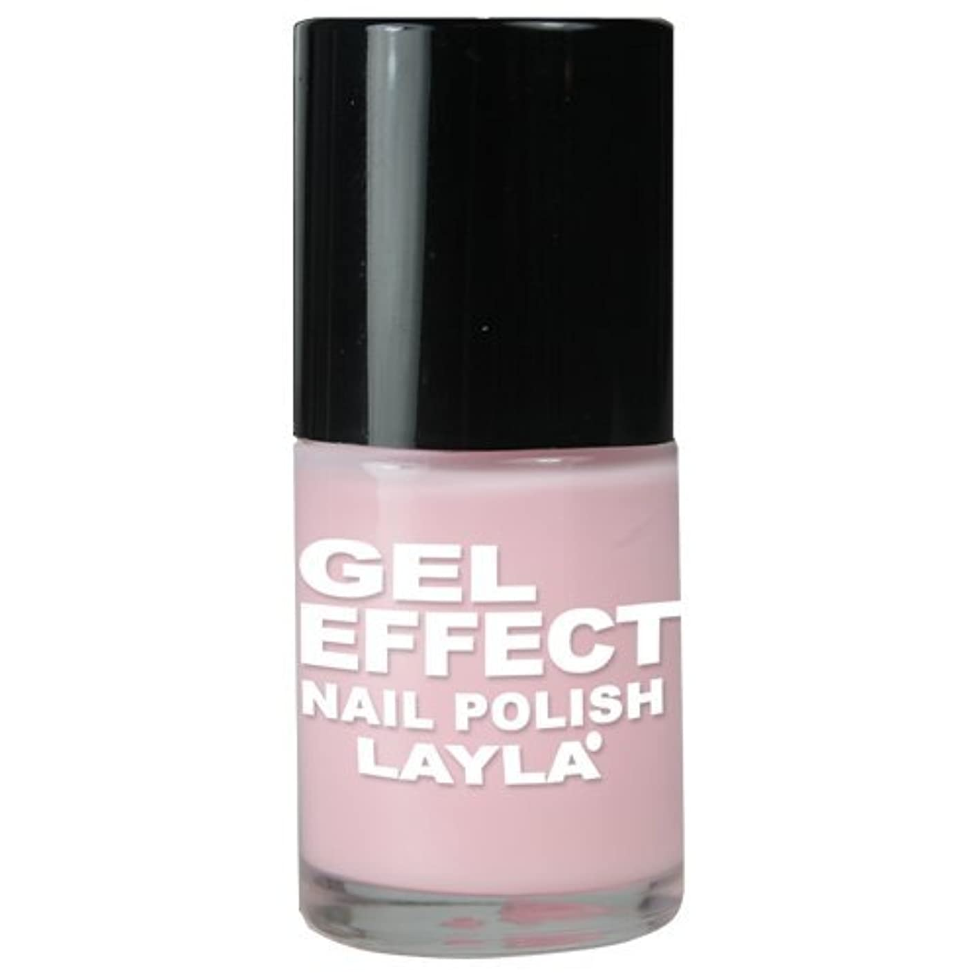 絡まるプレビスサイト後者Layla Gel Effect N02 Pinky Doll Nail Polish