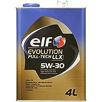 elf ( エルフ ) エンジンオイル【EVOLUTION FULL TECH LLX】5W-30 4L 198554【HTRC3】