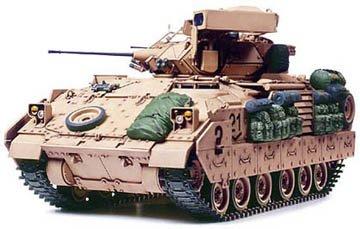 1/35 MM M2A2 ODS デザートブラッドレー 35264