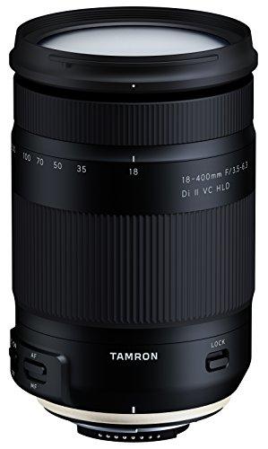 TAMRON 高倍率ズームレンズ 18-400mm F3.5-6.3 DiII VC HLD ニコン用 APS-C専用 B028N