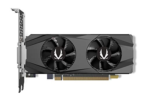『ZOTAC ゾタック GAMING GeForce GTX 1650 LP グラフィックスボード VD7014 ZT-T16500H-10L』の1枚目の画像