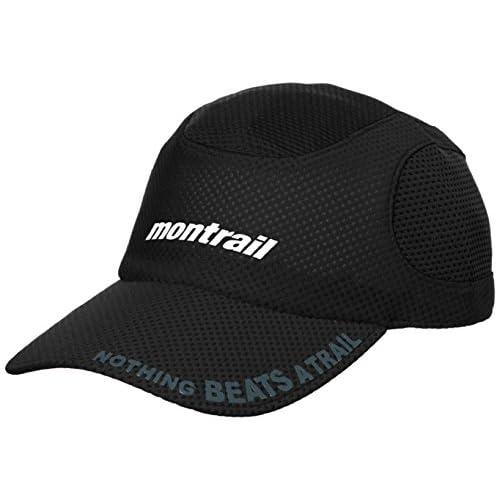 (モントレイル)montrail(モントレイル) ナッシングビーツアトレイルランニングキャップ2 XU1089 010 ブラック O/S
