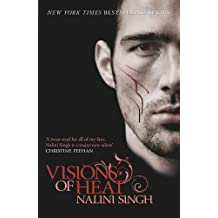Visions of Heat: Book 2 (PSY-CHANGELING SERIES)