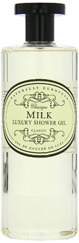 モスクジャグリング画面Naturally European Milk Luxury Refreshing Shower Gel 500ml