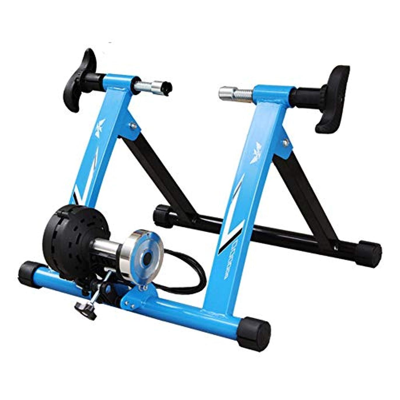 悲観主義者カブトロリーバスパーキングラックフィットネスラック自転車駐輪場ワイヤー式屋内トレーニングプラットフォーム山岳道路(36?37INに適しています)