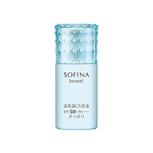 ソフィーナボーテ 高保湿UV乳液 SPF50+ PA++++ さっぱり 30ml