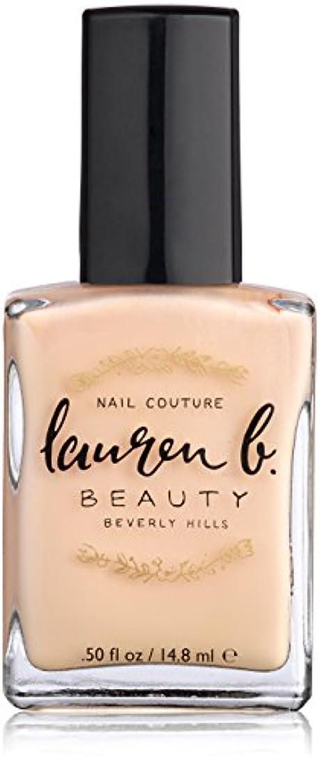 逃げる荒らす意気揚々Lauren B. Beauty Nail Polish - #Nude No. 1 14.8ml/0.5oz
