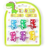 恐竜クレヨン – 誕生日パーティーFavors – セットof 6