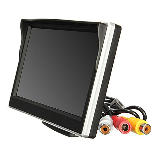aobiny 800480 Tft Lcd Hd画面モニター...