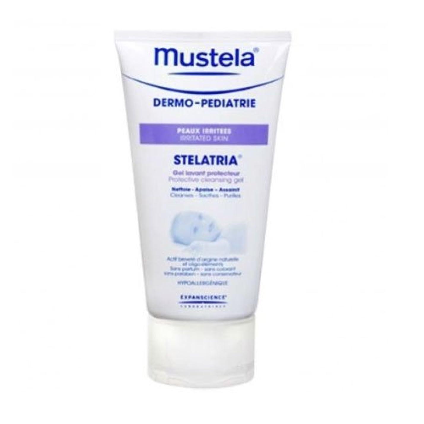 同化するヘルメットベリMustela Stelatopia Protective Cleansing Gel 200ml [並行輸入品]