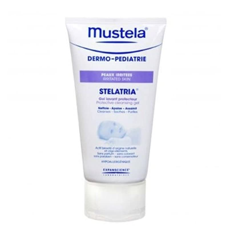 チート新着とまり木Mustela Stelatopia Protective Cleansing Gel 200ml [並行輸入品]