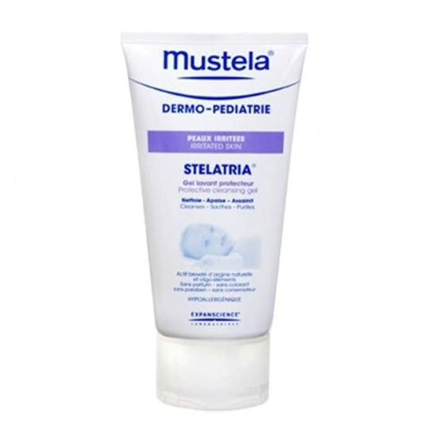 スピーチ麻酔薬起きろMustela Stelatopia Protective Cleansing Gel 200ml [並行輸入品]