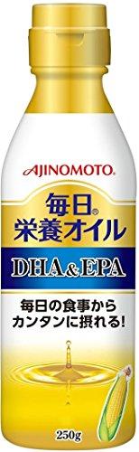 味の素 毎日栄養オイル DHA&EPA 250g