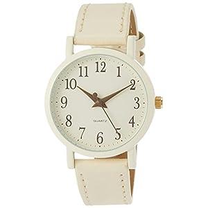 [フィールドワーク]Fieldwork 腕時計 ファッションウォッチ ネビル アナログ 革ベルト L イエロー ST173-2