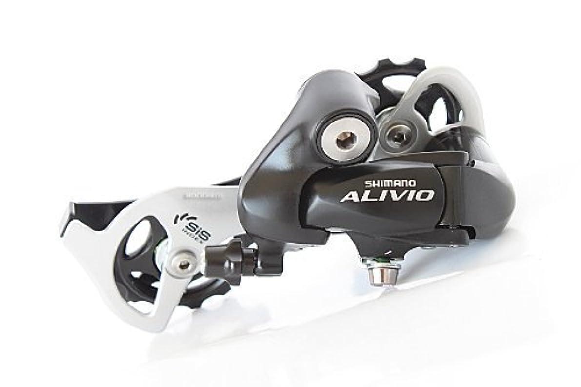 外交ラウズメイドSHIMANO Alivio リアディレイラー RD-M410 7/8S ブラック
