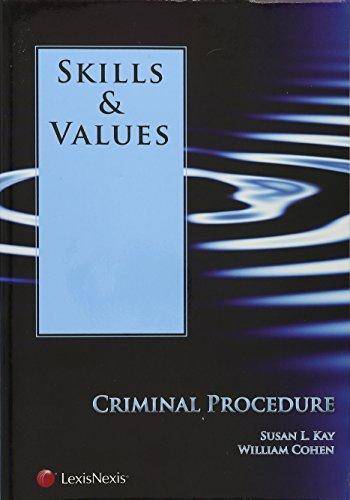 Download Criminal Procedure (Skills & Values) 1422478432