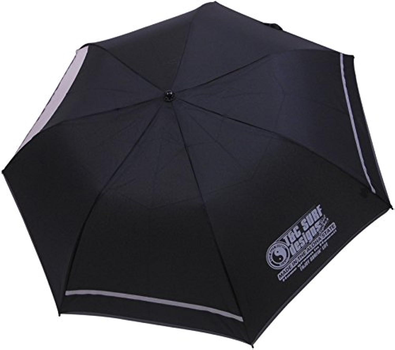 傘 ボーイズ タウカン ビニール張り分け 反射テープ付 簡単開閉 50cm 折りたたみ傘