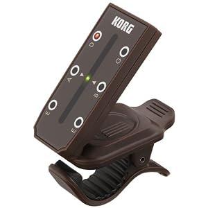 KORG クリップ式チューナー headtune ヘッドチューン ギター用 HT-G2