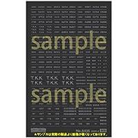 グリーンマックス Nゲージ 6405 車両マーク マット銀/東急 (旧形式)、伊豆急行