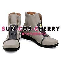 【サイズ選択可】コスプレ靴 ブーツ K-2616 ドールズフロントライン Dolls' Frontline 少女前線 通常時 UMP40 戦術人形 女性25CM