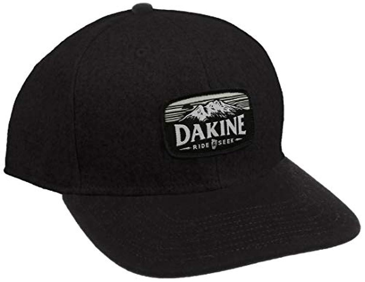 エージェントスリットへこみ[ダカイン] [ユニセックス] スナップバック キャップ (サイズ調整可能) [ AI232-912 / RIDE&SEEK BALL CAP ] 帽子