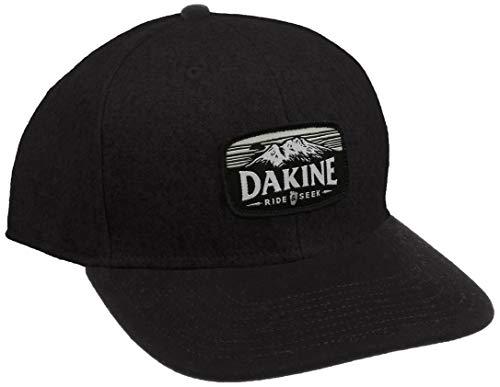 [ダカイン] [ユニセックス] スナップバック キャップ (サイズ調整可能) [ AI232-912 / RIDESEEK BALL CAP ] 帽子