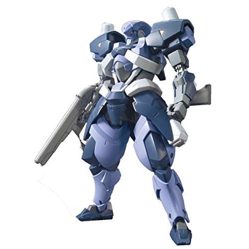 HG 機動戦士ガンダム 鉄血のオルフェンズ 百錬 1/144スケール 色分け済みプラモデル