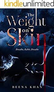 The Weight on Skin: Millionaire Bad Boy Romance (Book#2) (Red) (English Edition)