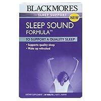 Blackmores Sleep Sound Formula 30 Tablets (Australia Import) by Blackmores LTD
