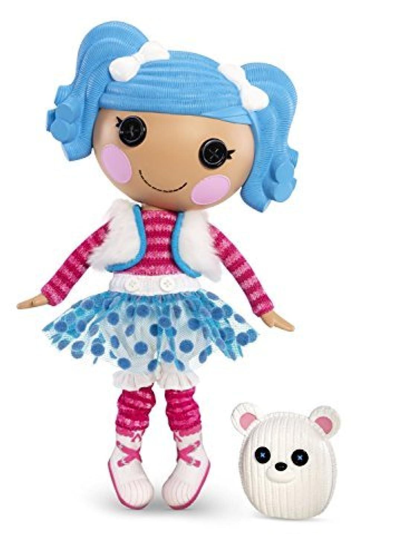 輸入ララループシー人形ドール Lalaloopsy Mittens Fluff 'n Stuff Doll [並行輸入品]