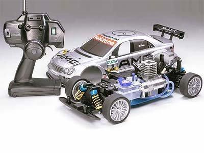 XBG メルセデスCクラスDTM2004