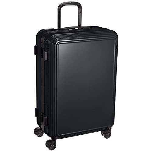 [エース] ace. スーツケース リップルF 66L 5.2kg キャスターストッパー 05553 01 (ブラック)