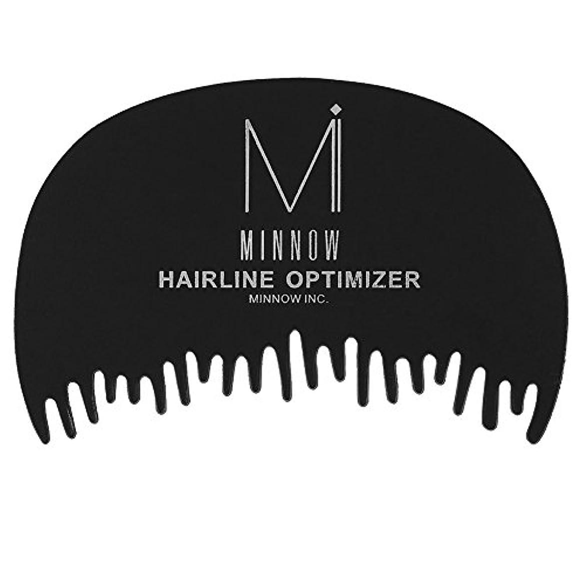 見る人カウボーイ祖先ヘアラインコーム、ヘアドレッサー細い毛繊維の前髪ヘアラインオプティマイザーフィルムプラスチック専用コーム、プロフェッショナルビューティーサロン製品アクセサリー